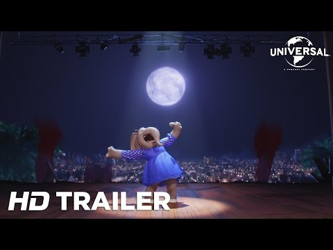 SING ¡VEN Y CANTA!   Nuevo tráiler en español HD