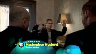 Sherlock, Series 2, in May on MPB TV
