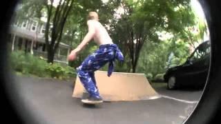 Footy pj skate sesh (full count skate team)