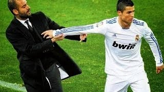 Football Fights & Angry Moments ● ( Fights, Fouls, Dives & Red cards) - Part 1