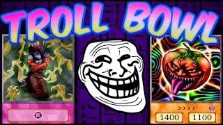 WEIRDEST SERIES EVER - Yugioh Troll Bowl #1 - SIMOCHI BURN DECK vs FIRE BURN DECK