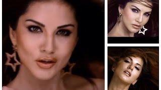 Beimaan love Sunny Leone makeup / gold metallic nude makeup tutorial