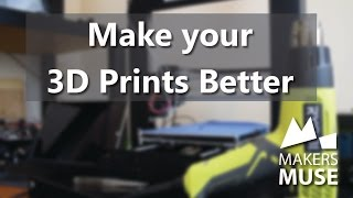 5 Reasons you need a Hot Air Gun in your 3D Printing Toolkit - 2015