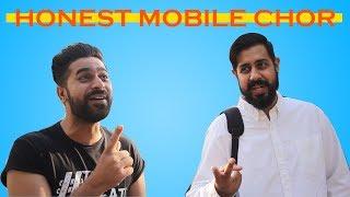 HONEST MOBILE CHOR Feat. Bekaar Films   The Great Mohammad Ali