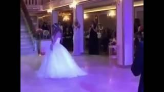 رقص زیبای عروس خانم با آهنگ پری دریایی ِ گیتا Gita- Pari Daryayi