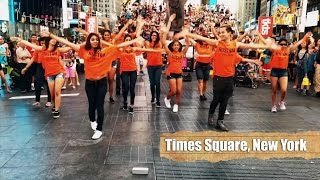 Rustom Fever  Flashmob  New York  London uploaded on 07-04-2017 6695 views