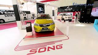 tehran auto show - byd open ceremony