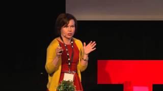 A Norwegian Taboo - we are all alike | Sanna Sarromaa | TEDxBergen