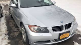 Differences between an LCI and pre-LCI e90 BMW 3 Series