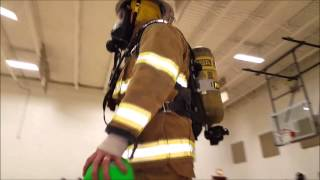 #4 It Got Pretty Dangerous / Firefighter DodgeBall