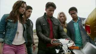 Power Rangers Megaforce - End Game - Robo Knight's Final Fight