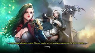 Goddess Primal Chaos (Android/iOS) Gameplay Part 1