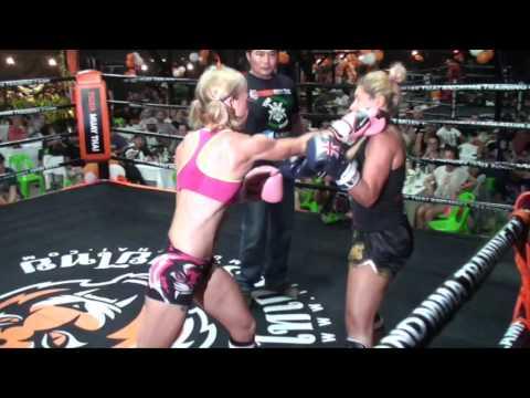 BBQ Beatdown 96 Rose Iran vs Jennie Sweden