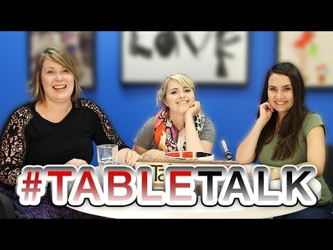 Xxx Mp4 Sexual Experiences And More With The Girls On TableTalk 3gp Sex