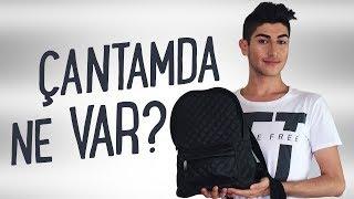 Çantamda Ne Var?