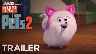 The Secret Life Of Pets 2 - The Gidget Trailer [HD]