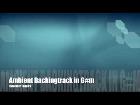 Ambient Backingtrack (G#m)