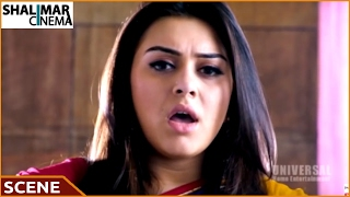 Hansika Saree Changing Scene || Dhenikaina Ready