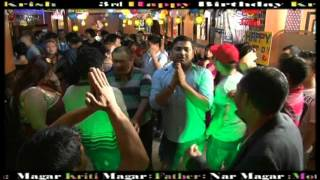 latest nepali remix song 2016 all in 9 happey birthday party dance
