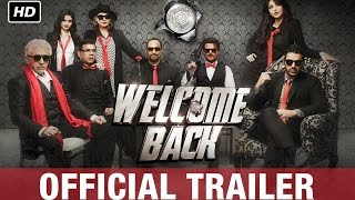 Welcome Back | Official Trailer with English Subtitles | Anil Kapoor, Nana Patekar, John Abraham