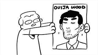 """""""How to Properly Get Rid of a Ouija Board"""" -MBMBAM Animatic"""