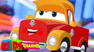 🔴 Super Car Royce Cartoons For Children | Stories For Babies | Kids Channel