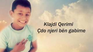 Klajdi Qerimi - Cdo njeri ben gabime (Official Audio)
