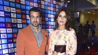 Ronit Roy Attend Red Carpet Of IPL 2016 Opening Ceremony