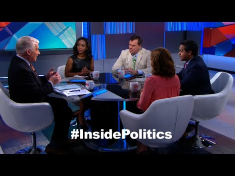 Inside Politics presidential priorities