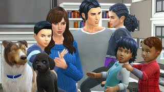 A DAY IN THE LIFE OF MY SIMS 4 FAMILY | CURRENT HOUSEHOLD | AUGUST - 2018 | (The Sims 4)