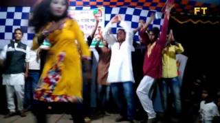 Dekhna O Roshiya Live Stage Hot Dance By Jhorna