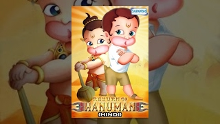 Return Of Hanuman (Hindi) - Popular Movies for Kids