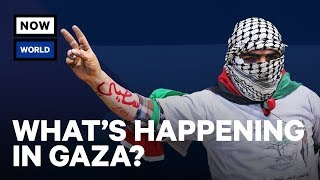 Why Are Palestinians Protesting In Gaza? | NowThis World
