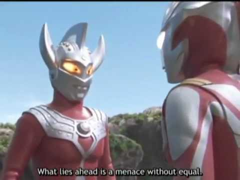 Taro Ultraman Number Six Ultraman Taro & Mebius vs Imperializer