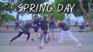 [KPOP IN PUBLIC] SPRING DAY (봄날) BTS (방탄소년단) Dance Cover By The D.I.P