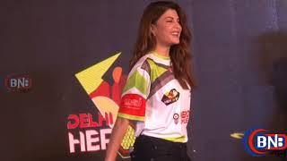 Super Fight League Season 2 Launch Tiger Shroff, Jacqueline Fernandez & Arbaaz Khan In Mumbai