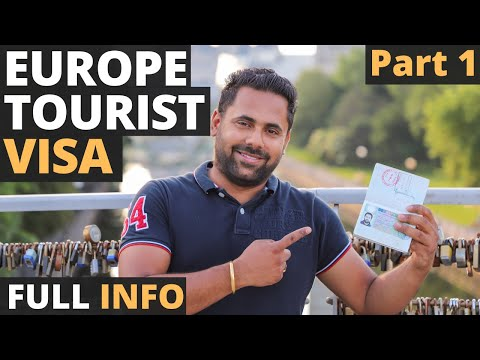 How To Apply Europe Tourist Visa Schengen Visa from India – All You Need To Know Part 1 Q&A