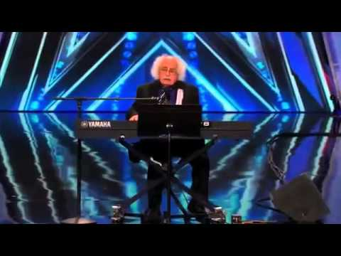 Copy of Ray Jessel   The Penis Song Audition America's Got Talent 2014