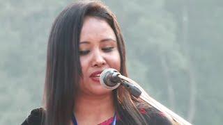 Nepal Literature Festival 2016 - Kabita Baachan
