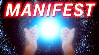 MANIFEST Anything You Want Thru Theta Dimension: 8'190Hz + 8Hz + 4Hz⎪432Hz Miracle Meditation Music