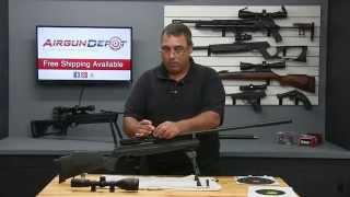 AT44 Long Quiet Energy Part 2 - Airgun Review by Rick Eutsler / AirgunWeb