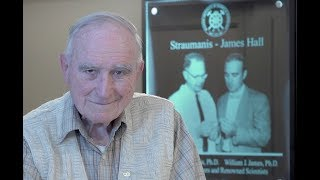 Dr. Bill James: A lifetime of research at Missouri S&T