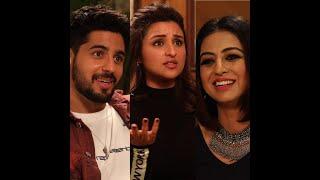 Sidharth Malhotra & Parineeti Chopra in a fun chat with Atika Farooqui l Jabariya Jodi | Interview