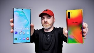 Samsung Galaxy Note 10 Hands On