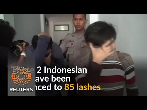 Xxx Mp4 Two Indonesian Men Sentenced To 85 Lashes For Gay Sex 3gp Sex
