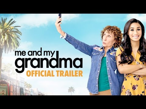 ME AND MY GRANDMA Official Trailer MyLifeAsEva