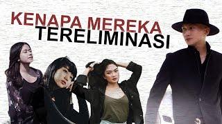 KENAPA GHEA KELUAR & PREDIKSI BABAK TOP 4