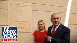 Is the opening of the Jerusalem embassy biblical prophecy?