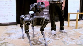 How Boston Dynamics is changing the Robotics industry