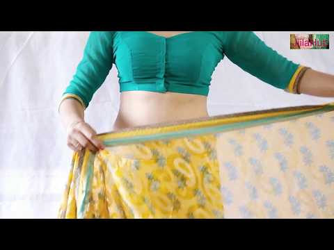 Xxx Mp4 Instantly Learn How To Wear Saree How To Drape Sari Perfectly 3 मिंट में साड़ी बांधना सीखे 3gp Sex